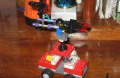 Mini LEGO canons