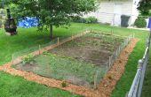 Amélioration esthétique jardin