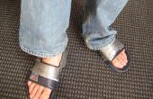 Convertir vos Tongs sandales sport