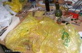 Recycler les sacs en plastique en « Fil »
