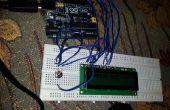 Affichage de LCD facile avec Arduino