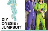 Body adulte / Jumpsuit modèle