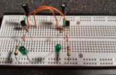 Circuit de LED clignotant simple