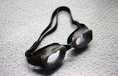 Faire votre propre prescription lunettes de natation