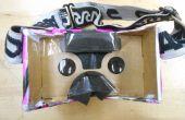Visionneuse de réalité virtuelle DODOcase portable