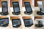 Super facile gratuit tablette-support réglable de l'arbre de cd