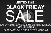 Le Mini de SoGo : Black Friday Vente ! Limitée