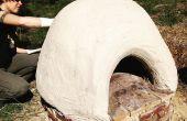 Construire votre propre four en terre