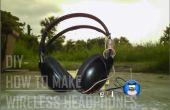 Bricolage-Comment faire des casques sans fil