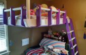Flottant lit surélevé pour moins de 150 $