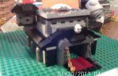 LEGO le choc des clans lv9 Mairie !