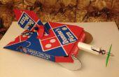 Pizza Box avion Domino 35 $
