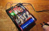 Capteur de pression de Arduino (FSR) avec afficheur LCD