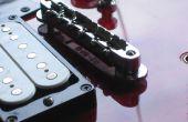 Outil de montage/démontage poste guitare électrique pont