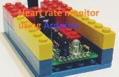 Fréquence cardiaque mesureur en utilisant arduino