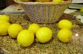 Trop de gauche sur les citrons ?  Faire des citrons salés chinois !