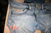Patch patchless - Fixez votre Jeans !