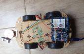 Commande de servo Arduino à l'aide du capteur à ultrasons