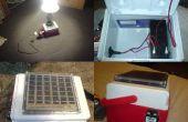 Construction d'un micro générateur solaire