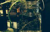 Pendaison des boutures de plantes