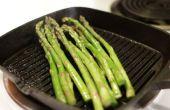 Comment faire cuire les asperges - facile !