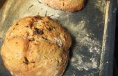 Comment faire le pain de soude irlandais