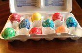Des œufs de dinosaures