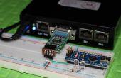 À l'aide de routeur MikroTik Conseil 433 & Arduino pour contrôler deux LEDs