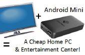 Regarder gratuitement les chaînes de télévision du monde entier sur votre téléviseur et transformez votre TV en un PC à la maison à peu de frais