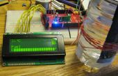 Construire un capteur capacitif liquide