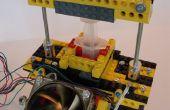 Imprimante 3D de chocolat (à partir de LEGO)