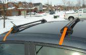 Barres de toit pour Civic hybride 2007