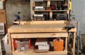Table de travail Workbench et compagnon