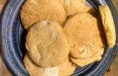 Des Biscuits faits maison dans un bocal