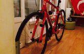 Récupérer les vieilles pièces & Stand votre vélo en 2 minutes !