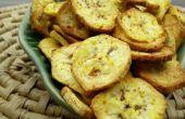Bananes frites recette avec la friteuse Airfryer Philips