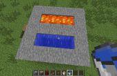 Comment faire un simple générateur de pavées de Minecraft !