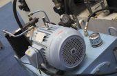 Induction moteur freinage Circuit de test et de la vidéo