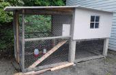 Poulailler maison