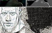 Grungy effets en utilisant des Textures graphiques