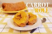 Recette de rouleau de carotte