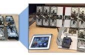 Combiné de la nouvelle école (iPad, myRIO, LabVIEW) à la vieille école (MIDI, lecteurs de disquettes) pour créer l'ultime bande électronique - myFloppyDriveOrchestra