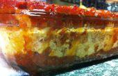 Comment faire une lasagne fabuleuse pour 12...