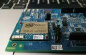 Envoi de données de température à Intel Analytique - Intel XDK (Intel IoT)