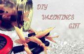 Idée de cadeau de Saint Valentin facile