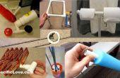 10 vie Hacks avec PVC #7
