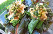 Légumes-feuilles traditionnels Ferment