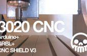 3020 Arduino + début + CNC, CNC bouclier V3