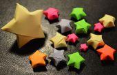 Comment faire le papier Lucky Stars