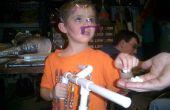 Como fazer uma arma de guimauve ou atirador de guimauve